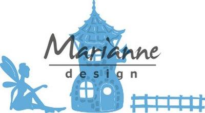 Marianne D Creatable Fairy tale house LR0580 33x59mm