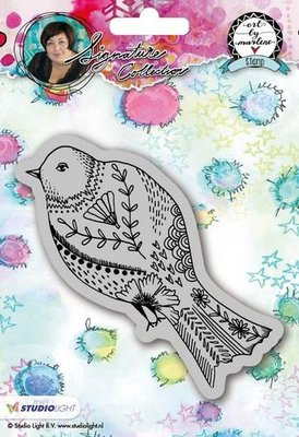 Studio Light Cling Stamp Animals Art By Marlene 2.0 nr.19 STAMPBM19