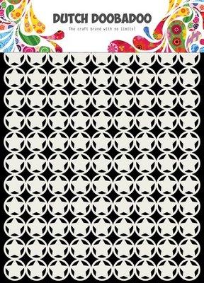 Dutch Doobadoo Dutch Mask Art sterren A5 470.715.135