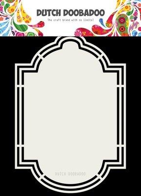 Dutch Doobadoo Dutch Shape Art label 6 A5 470.713.174