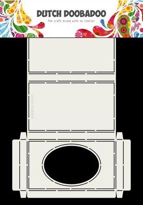 Dutch Doobadoo Dutch Box Art venster ovaal A4 470.713.053