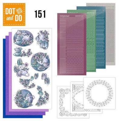 Dot and Do 151 Tea Time