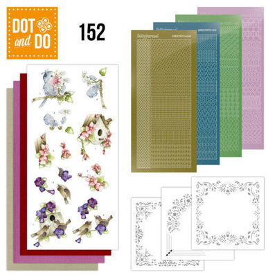Dot and Do 152 Spring in the Air