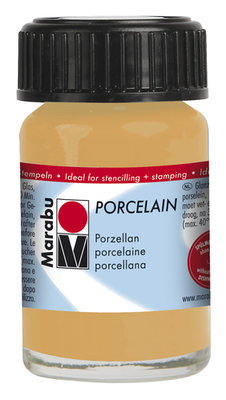 Marabu - Porcelain 15 ml - Porseleinverf