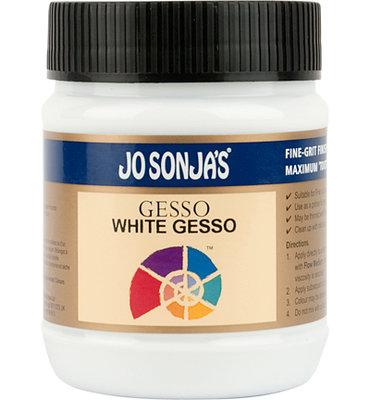 Jo Sonjas – Gesso – White – 250ml