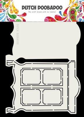Dutch Doobadoo Card art wandkast A5 470.713.711