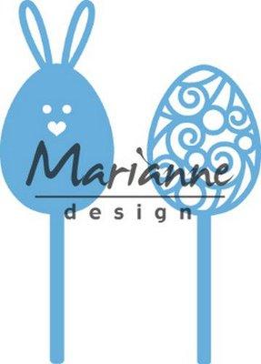 Marianne D Creatable pins Pasen LR0590 25x80mm, 26x66mm