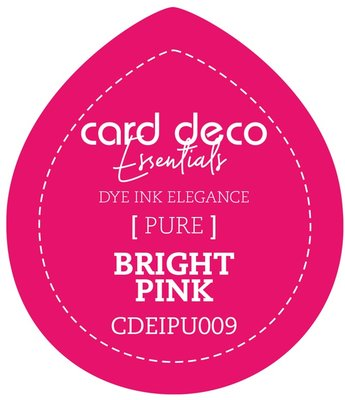 Card Deco Essentials Fade-Resistant Dye Ink Bright Pink