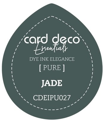 Card Deco Essentials Fade-Resistant Dye Ink Jade