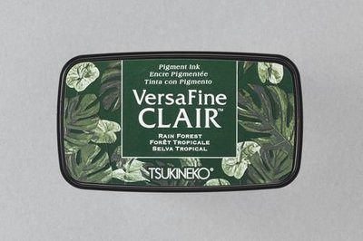 Versafine Clair inktkussen Dark Rain Forest VF-CLA-551