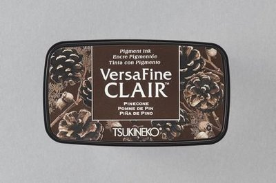 Versafine Clair inktkussen Dark Pinecone VF-CLA-452