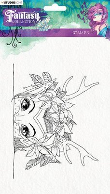 Studio Light Clearstempel A5 Fairy Fantasy Collection nr.375 STAMPFC375