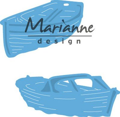 Marianne Design Creatable Tiny's boten LR0594 50.5x21 mm
