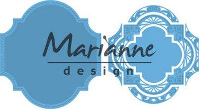 Marianne Design Creatable Petra's magnificent die LR0593 19.5x150 mm