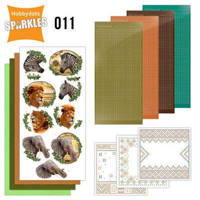Sparkles Set 11 - Africa