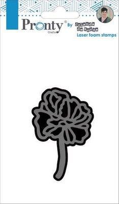 Pronty Foam stamp Flower 2 494.905.005 by Jolanda