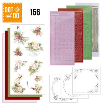Dot and Do 156 Sweet Summer Flowers