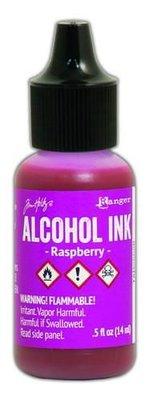 Ranger Alcohol Ink 15 ml - raspberry TAB25528 Tim Holz