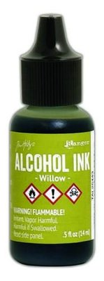 Ranger Alcohol Ink 15 ml - willow TAL25443 Tim Holz