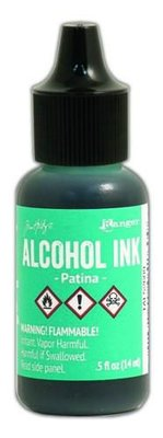 Ranger Alcohol Ink 15 ml - patina TAL52609 Tim Holz
