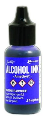 Ranger Alcohol Ink 15 ml - amethyst TAL52579 Tim Holz