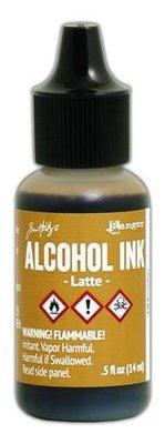 Ranger Alcohol Ink 15 ml - latte TIM22060 Tim Holz