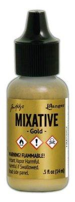 Ranger Alcohol Ink 15 ml - gold TIM22053 Tim Holz