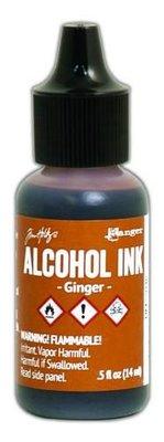 Ranger Alcohol Ink 15 ml - ginger TIM22046 Tim Holz
