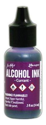 Ranger Alcohol Ink 15 ml - currant TIM22008 Tim Holz