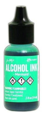 Ranger Alcohol Ink 15 ml - mermaid TAL40729 Tim Holz