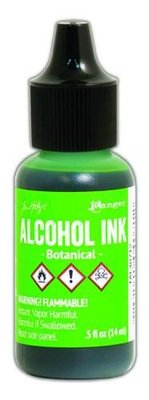Ranger Alcohol Ink 15 ml - botanical TAL40712 Tim Holz