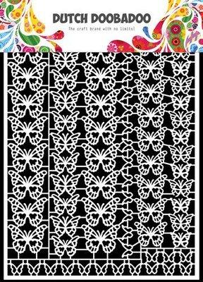 Dutch Doobadoo Dutch Paper Art vlinders A5 472.948.051