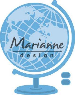 Marianne D Creatable Globe LR0606 123,5x81,5 mm