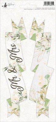 Piatek13 - sticker sheet Party Truly Yours 03 P13-TRU-16 10,5x23 cm