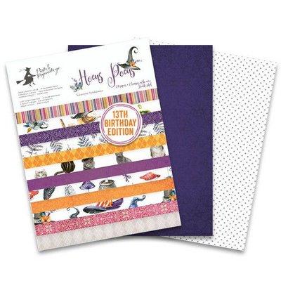 """Piatek13 - Paper pad Hocus Pocus 6x8 Hocus Pocus P13-HOC-10 6x8"""""""