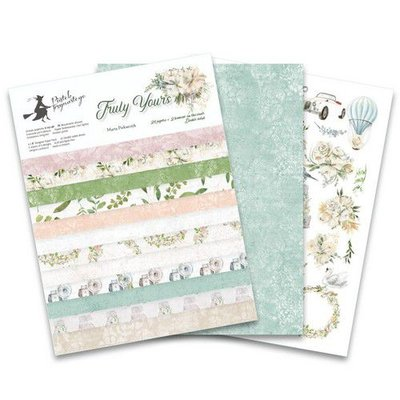 Piatek13 - Paper pad Truly Yours 6x8 Truly Yours P13-TRU-10 6x8""