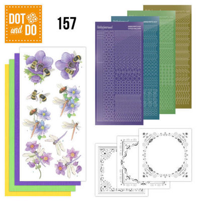 DODO157 Dot and Do 157 Bees and Dragonflies
