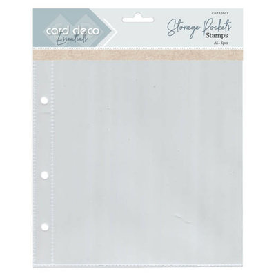 CDESP001 Card Deco Essentials - Stamp Pockets A5 – 6 stuks
