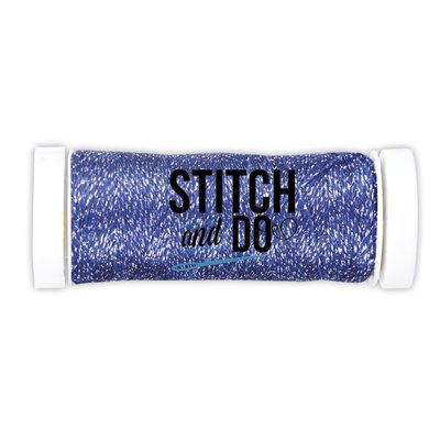 SDCDS06 Stitch and Do Sparkles Embroidery Thread Cobalt