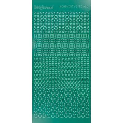 STDMSP01J Hobbydots Special 01 - Christmas Green