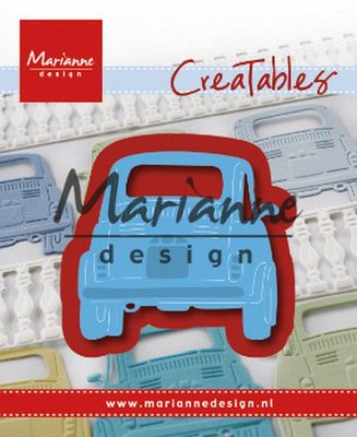 Marianne D Creatable Fiat LR0609 50,5x47,5mm