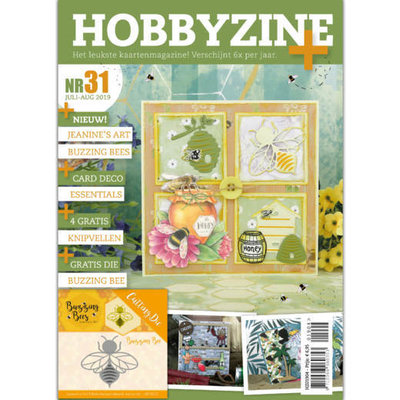 HZ01904 Hobbyzine Plus 31 met gratis mal