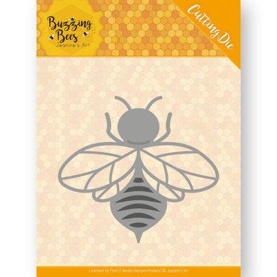 JAD10072 Dies - Jeanines Art - Buzzing Bees – Buzzing Bee