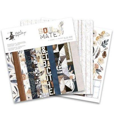 Piatek13 - Paper pad Soulmate 12 P13-MAT-08 12x12
