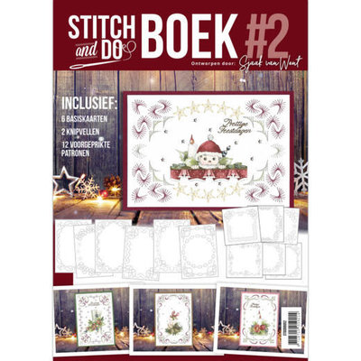 STDOBB002 Stitch and Do Boek 2