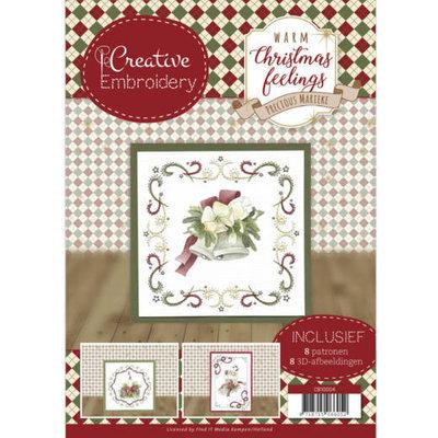 CB10004 Creative Embroidery - Precious Marieke - Warm Christmas Feelings