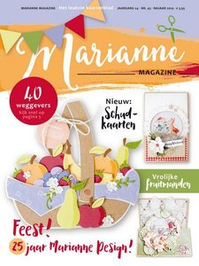 Marianne D Magazine Marianne nr 43 Marianne 43