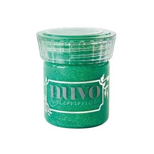 Nuvo glimmer paste - peridot green 958N
