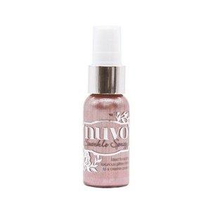 Nuvo Sparkle Spray - Blush Burst 1660N