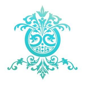 CO726840 Couture Creations – Mini Stamp - Gentleman's Emporium - Ornate Icon (1pc)